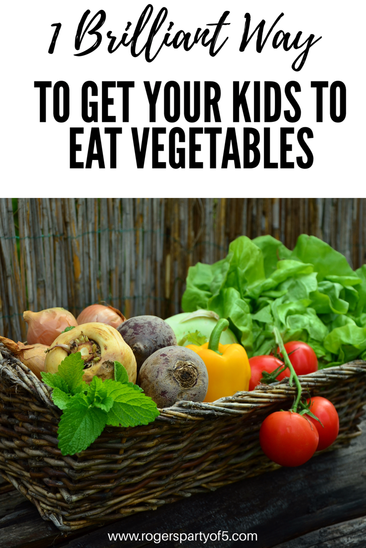 Many toddlers are picky eaters as a power struggle. Read on for a brilliant way to get more vegetables into your picky child's diet!