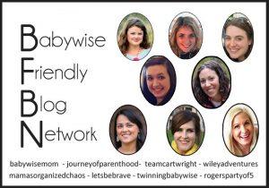 Babywise Friendly Blogging Network