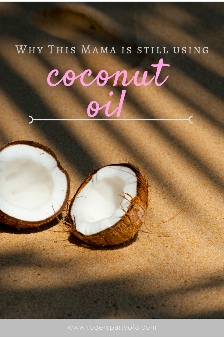 Why I am still using coconut oil, despite it now being deemed as an unhealthy food.