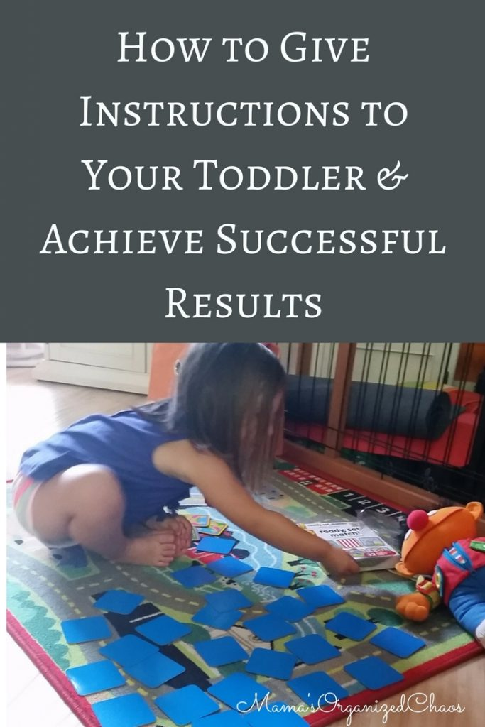 Struggling to get your toddler to listen? Here are several ways you can give instructions to your toddler and get desired results.